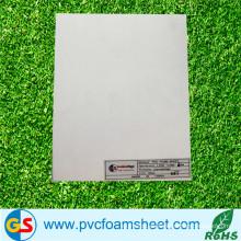 Tablero blanco de la espuma del PVC de 30m m para el precio del gabinete / de la puerta del cuarto de baño