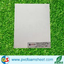 Panneau de mousse de PVC blanc de 30mm pour le prix de Cabinet / porte de salle de bains