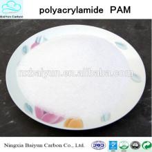 PAM-Polyacrylamid / anionisches Polyacrylamid / Kationen-Polyacrylamid