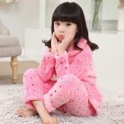 Add to Product FavoritesAdd to Basket Girl's Cute Bathrobe Pink Pajamas Children Cotton Robe