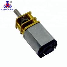 Metal Gear Mini DC Motor ET-SGM13 high torque 6V 8-1000 rpm motor