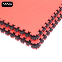 Fünf Streifen schwarz-rote Farbe Taekwondo Mat
