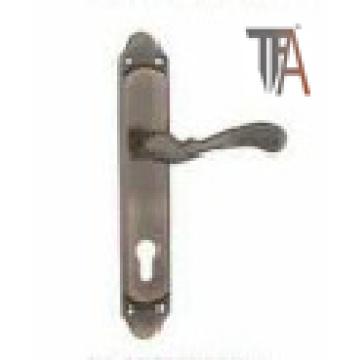 Ab Color Iron -Aluminium Material Door Handle