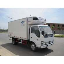 2017 new ISUZU fridge vans trucks for sale