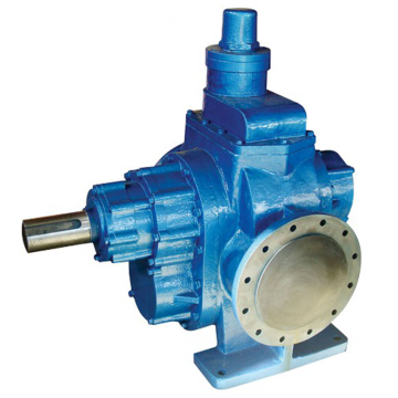 Electric rotary defueling cogwheel oil gear pump
