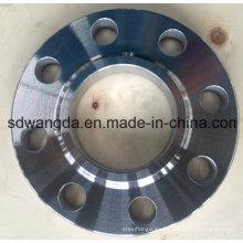 A105 ANSI forjado roscada atornillado carbono brida de acero