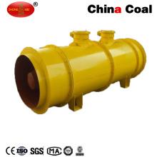 China Kohlenbergbau-industrieller untertägiger nasser Staub-Abbau-Extraktions-Fan
