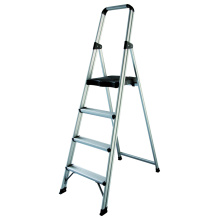 Handrail Step Ladder GS Approved