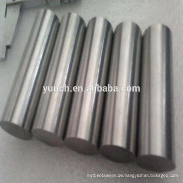 Reinheitsgrad 99,5% verschiedene Größe Zirkonium Bar bar Preis pro kg