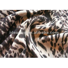 100%Polyester Printed Dobby Georgette Fabric