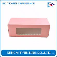 Caja de papel de embalaje personalizado Cake Sencai