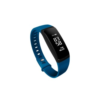 TPU Bluetooth 0.86 inch OLED screen bracelet