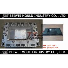 OEM Custom Injection Plastic TV LED Back Cover Mould