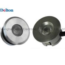 0, 5W mini luz redonda LED luz del gabinete LED (DT-DGY-010)