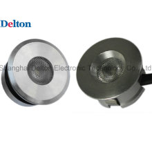 0, 5W Mini Round LED Cabinet Light LED Spot Light (DT-DGY-010)