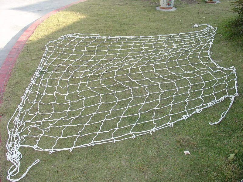 Elastic car cargo net