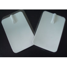60*90mm Oem / Odm Self -adhesive Silicon Rubber Electrodess For Physiotherapy With Ce Iso 13485