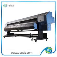 Máquina de impressão digital eco solvente