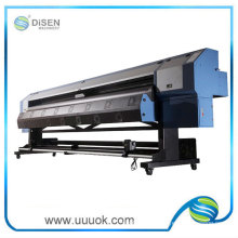 Цифровые эко растворителей печатная машина