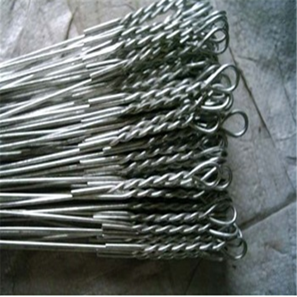 Galvanized Single Loop Tie Wire for Bailing