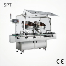 Spt Double Head Tablet / Capsule Counting Machine