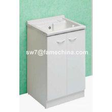 2012 hot design pvc laundry cabinet