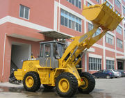 1.7m3, 3tons sugar cane loader for sale with DEUTZ engine
