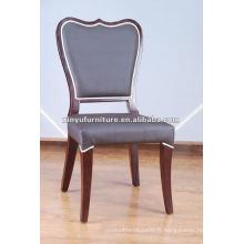 Chaise classique à manger en bois à vendre XYD053