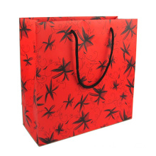 Custom Logo Printed Shopping Gift Paper Bag