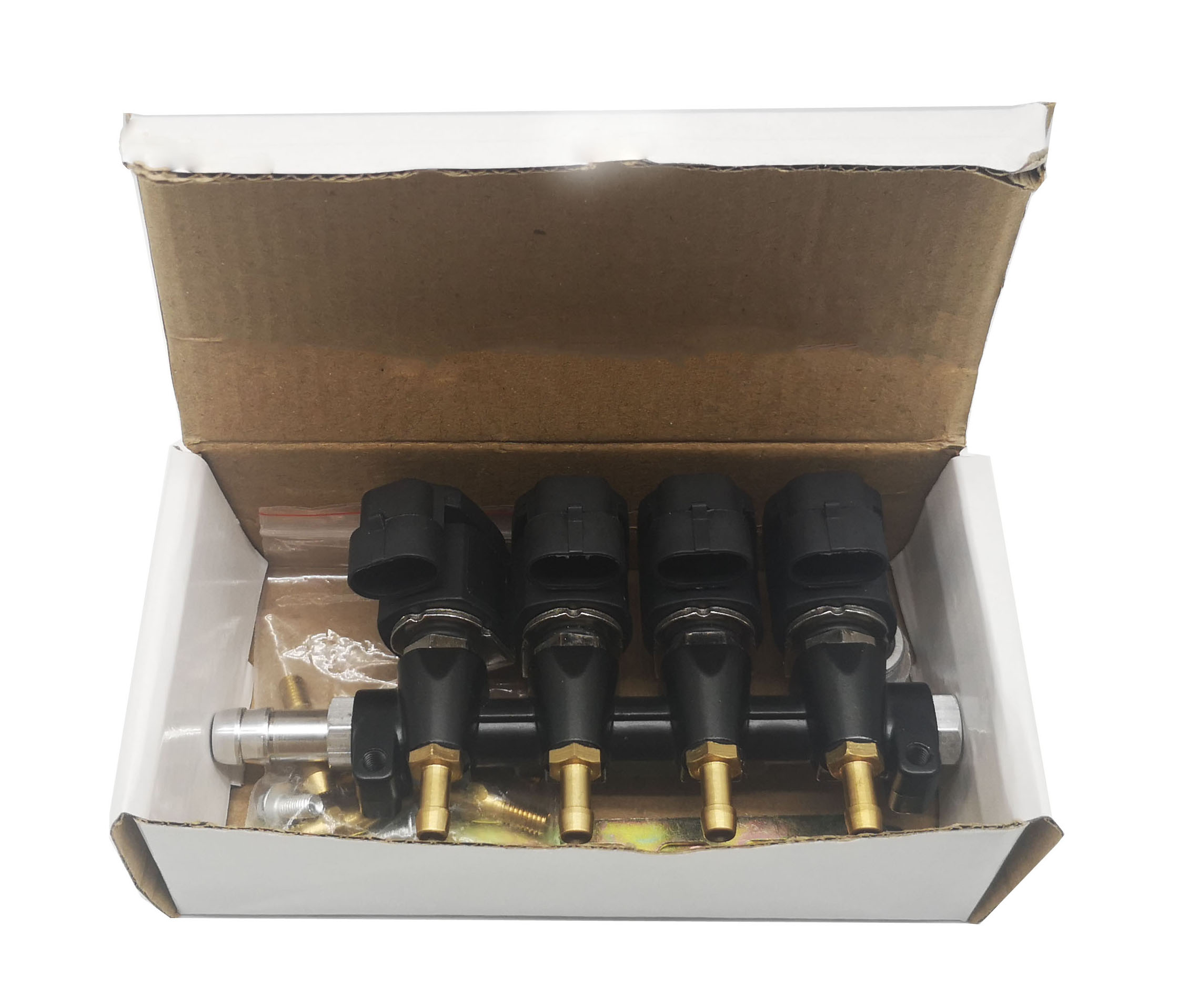 RAIL / OMB Type LPG CNG Sequential System Injector Rail