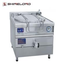AISI 304 160L Elektro Kochkessel