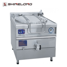 AISI 304 160L Marmite électrique