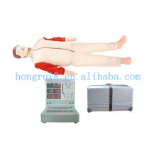 ISO Adanced Automatic Computer CPR Training Manikin
