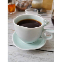 Polvo de café instantáneo (secado por pulverización)