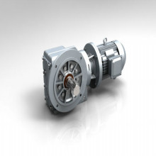 Helical Gear Speed ​​Reducer Helical Reduction Gearbox