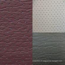 Points de pu collage tissu éponge 2mm