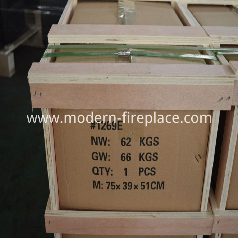 For Stoves Wood Packaging