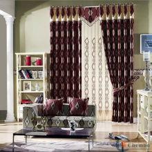 Los nuevos diseños calientes hechos a mano del nuevo lujo caliente de la venta de las cortinas para la venta