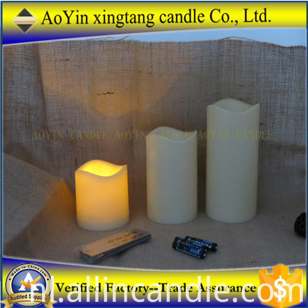flickiering flamelss CANDLE