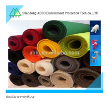 Guata de fieltro lavable roja de las lanas (puede ser producción modificada para requisitos particulares)