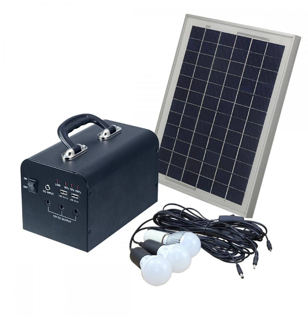 Solar Home Power Pack