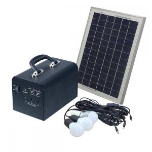 Home Solar Energy System Kit