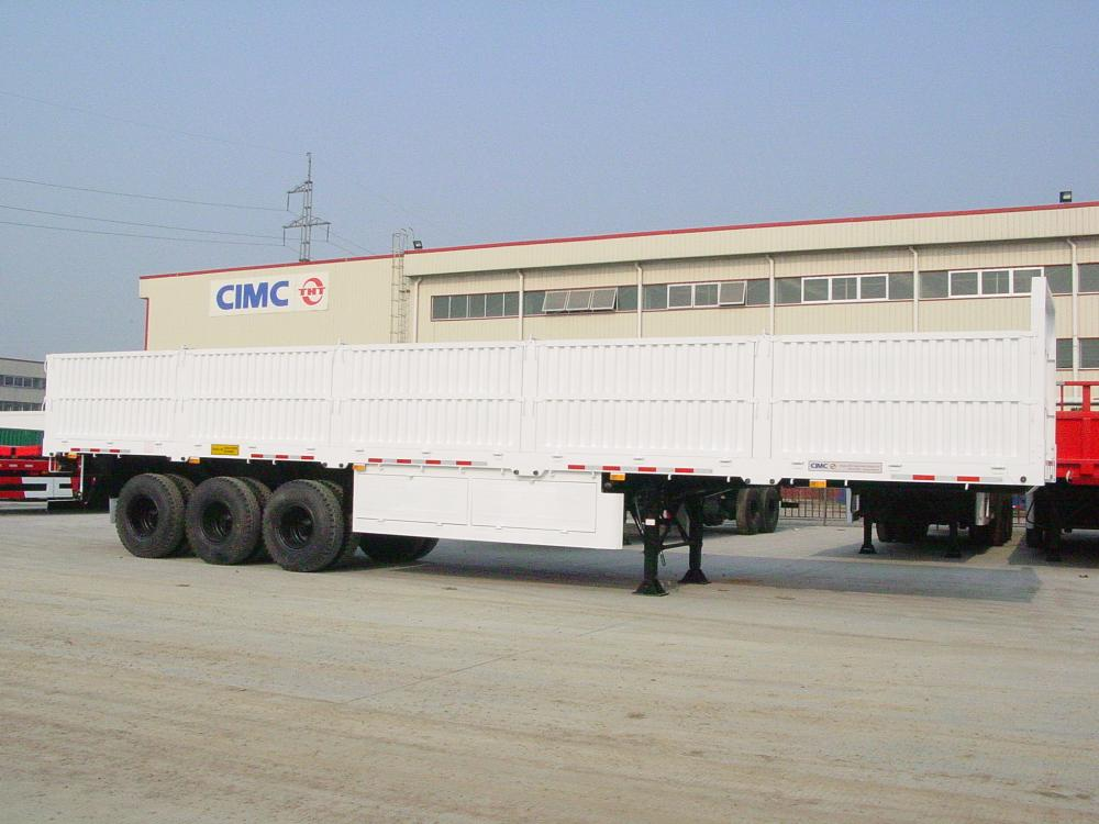 40 '3-AXLE SIDE BOARD SEMI-TRAILER