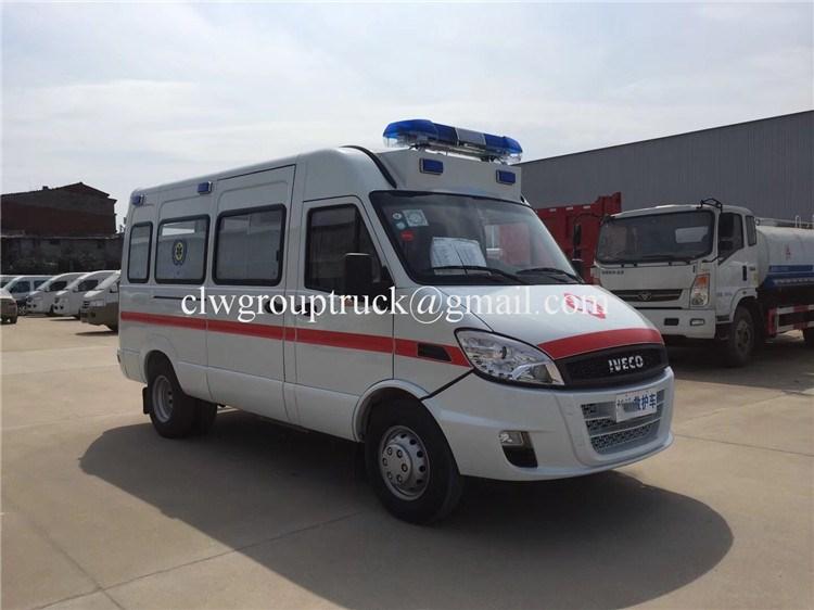 Rescue Ambulance Car3