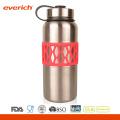 Bunte Hülse doppelte Wand-Vaccum 32oz Edelstahl-Wasser-Flasche
