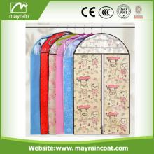 Tecido de tafetá de 100T 100 poliéster para capa de vestuário