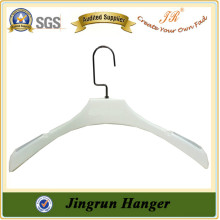 China Supplier Good Handcraft Plastic Display Hanger for Man