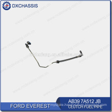 Genuine Everest Clutch Fuel Pipe AB39 7A512 JB