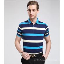 OEM 2015 Fashion Design Polo de haute qualité pour homme