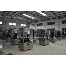 12000bph Автоматическая машина для упаковки этикеток в рукав ПВХ